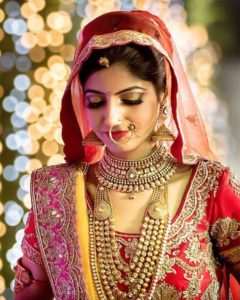 Bridal Makeup In Pune