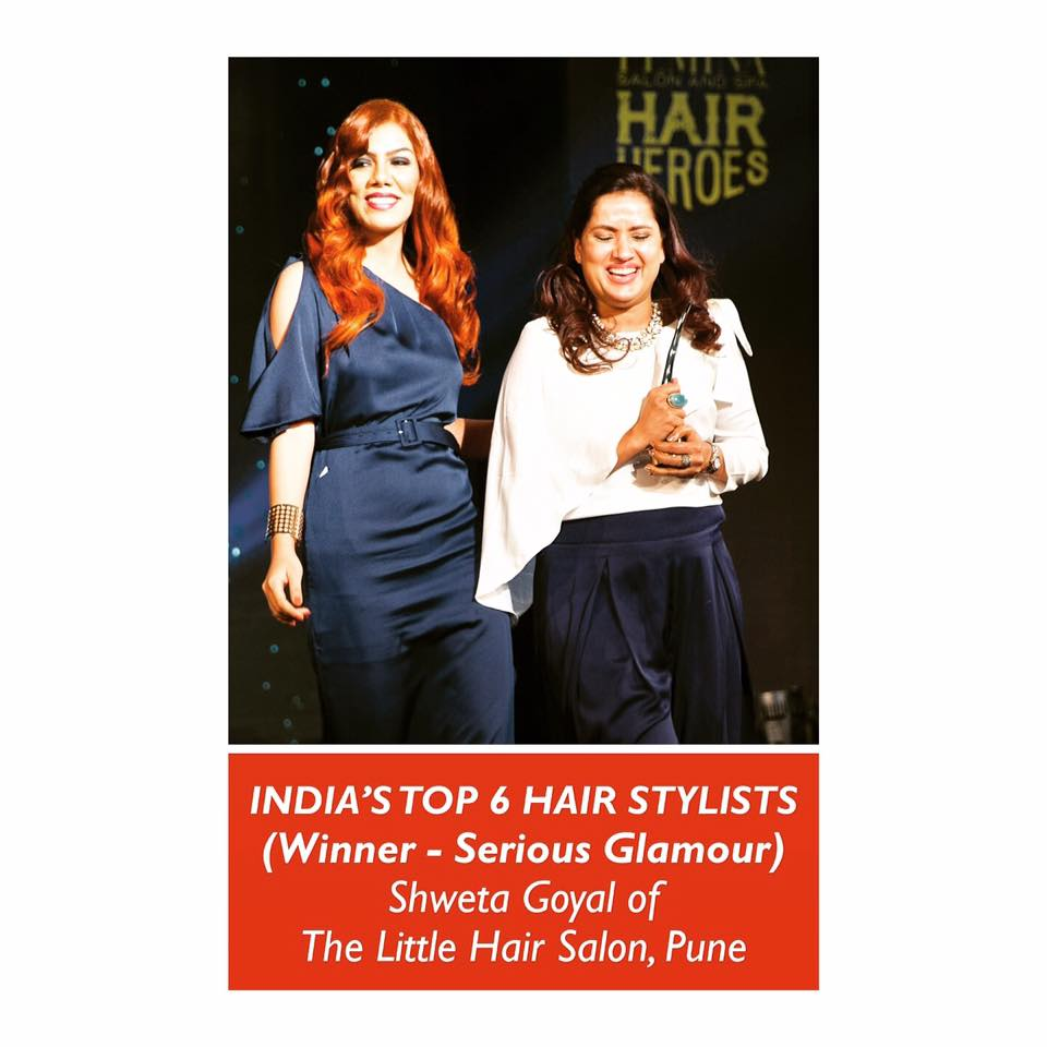 The Little Hair Salon Pune Top Hair Salon In Pune Bridal Makeup